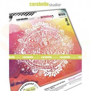Carabelle Studio, Art printing, Sun Mandala APRO60031