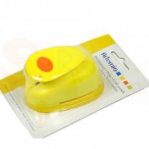 Pons rond geel 2,85 cm VIHCP915
