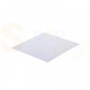 Aurelie, 3D Foam pad white 5x5x2 mm AUFP1002