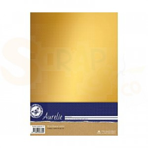 Mirror On The Wall Cardstock goud AUSP1030