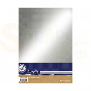 Mirror On The Wall Cardstock zilver AUSP1032