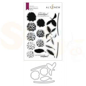 Altenew, build-a-flower Clover ALT4419