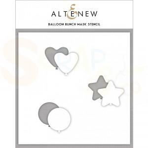 Altenew, Stencil, Balloon Bunch ALT4257