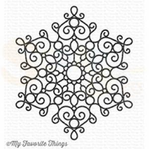 BG-094 My Favorite Things background stamp, BG Mesmerizing mandala