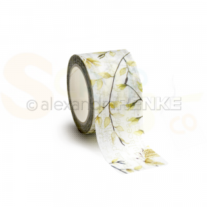Alexandra Renke, washitape, Birch Leaves Wt-AR-FL0016