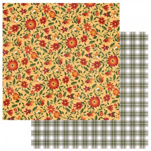 Photoplay Paper, Mad 4 Plaid Fall PPMPF12 9544, Blessed