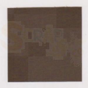 Boekbindlinnen, rol, donker bruinFR738