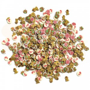 Sprinkletz embellishments, Sugar & Spice BNK-127