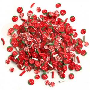 Sprinkletz embellishments, My treat BNK-129