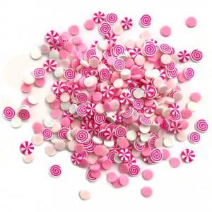 Sprinkletz embellishments, Pink it Up BNK-131