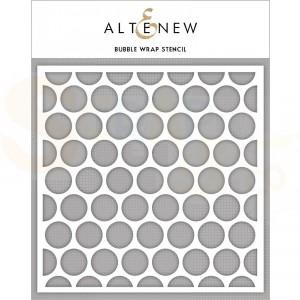 Altenew, Stencil, Bubble Wrap ALT3452