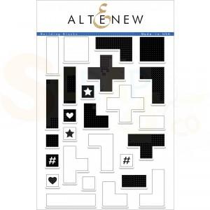 Altenew, clearstamp Building Blocks ALT1850