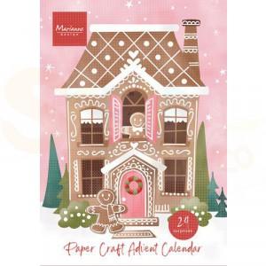 CA3160, Marianne Design Advent Kalender 2021