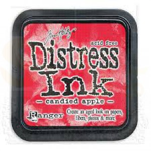 Distress mini ink pad Candied Apple