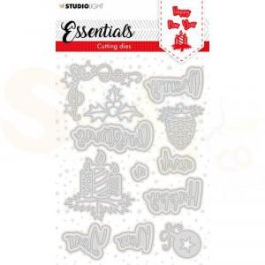 StudioLight, cutting die Christmas Essentials nr. 120 SL-ES-CD120