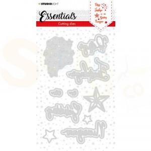 StudioLight, cutting die Christmas Essentials nr. 59 SL-ES-CD59