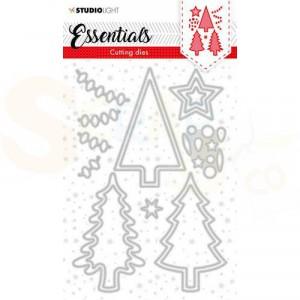 StudioLight, cutting die Christmas Essentials nr. 61 SL-ES-CD61