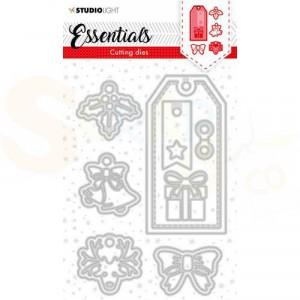 StudioLight, cutting die Christmas Essentials nr. 63 SL-ES-CD63