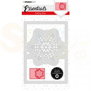 StudioLight, cutting die Christmas Essentials nr. 71 SL-ES-CD71