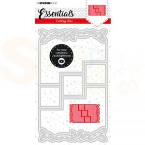 StudioLight, cutting die Christmas Essentials nr. 72 SL-ES-CD72