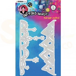 StudioLight, Art by Marlene - cutting die Out of this World ABM-OOTW-CD87