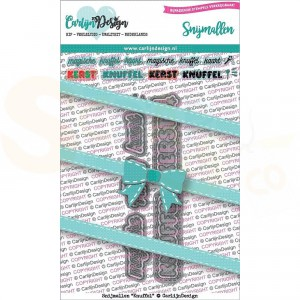 Carlijn Design, snijmal CDSN-0068, Knuffel