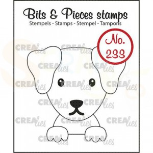 CLBP233 clearstamp bits&pieces no.233 Hond