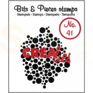 CLBP41 clearstamp bits&pieces no.41 stippen groot/klein