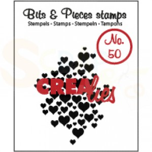 CLBP50 clearstamp bits&pieces no.50 hartjes