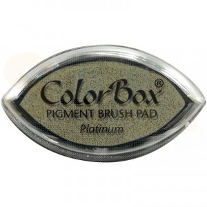 Colorbox cat's eye inkpad, platinum