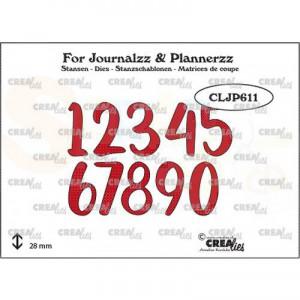 CreaLies, Journalzz & PLstans Cijfers CLJP611