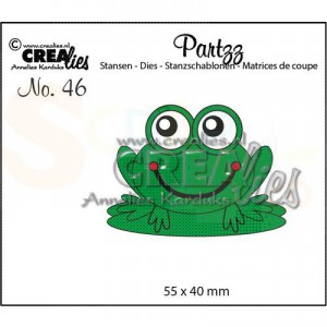 CreaLies, CLPartzz46 Kikker