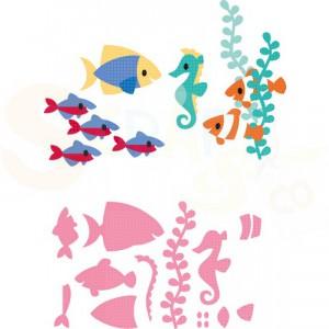 COL1431 Eline's tropische vissen