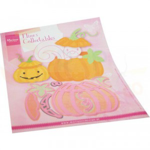 COL1501, collectable Marianne Design, Eline's Pumpkin