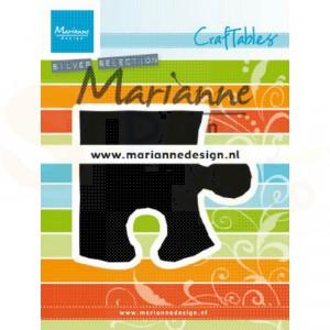 CR1491, craftable Marianne Design, Puzzelstuk