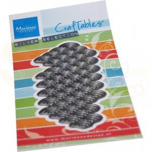 CR1556, craftable Marianne Design, Texture - Golven
