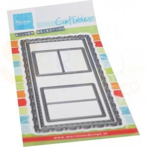CR1563, craftable Marianne Design, Slimlines mini ramen