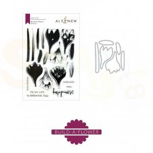 Altenew, build-a-flower Crocus (stempel + stans) ALT3318