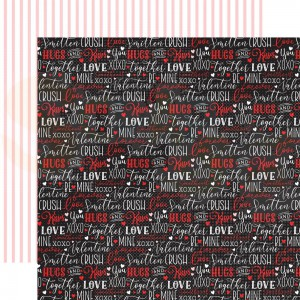 Echo Park Paper, Cupid & Co CUP227007, Love words