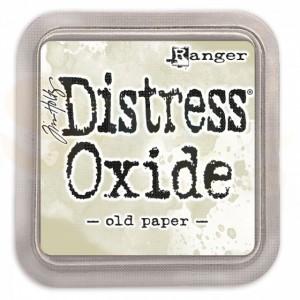 Distress oxide ink Old paper TDO56096