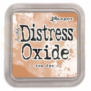 Distress oxide ink Tea dye TDO56270