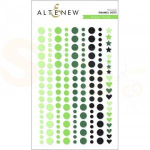 Altenew, enamal dots Green Fields ALT2589