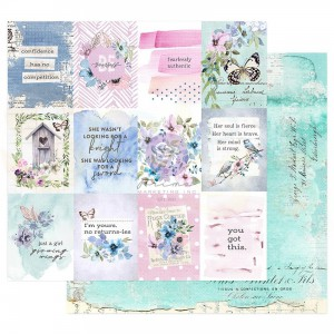 Prima Marketing, Watercolor Floral 849771, Dreamy floral