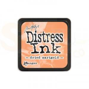 Distress mini ink pad Dried Marigold TIM21438