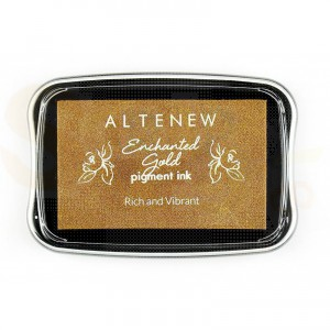 Altenew, Pgiment Ink, Enchanted Gold ALT2654