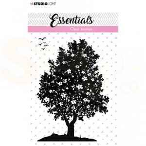 StudioLight, clearstamp FLower bush Essentials nr. 26 SL-ES-STAMP26