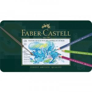 Faber Castell,  Albrecht Dürer aquarel etui, 120-delig, FC-117511