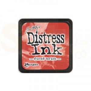 Distress mini ink pad Fired Brick TIM20202