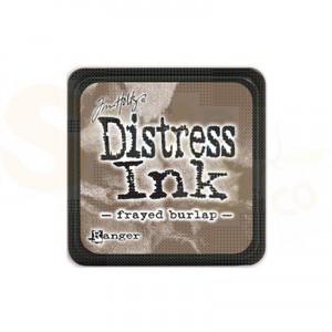 Distress mini ink pad Frayed Burlap TIM21469