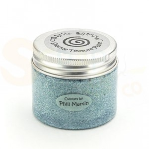 Cosmic shimmer texture paste, Frosted Aqua, CSPMPASTSFRAQUA